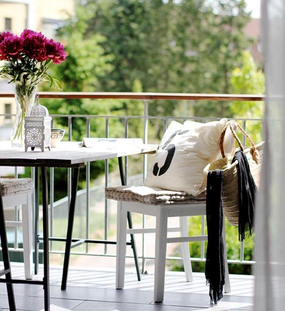 idées pour son balcon