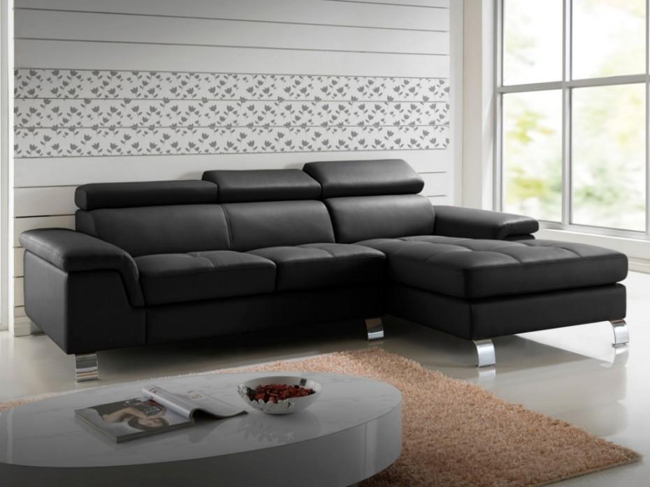 Canapé d'angle choix