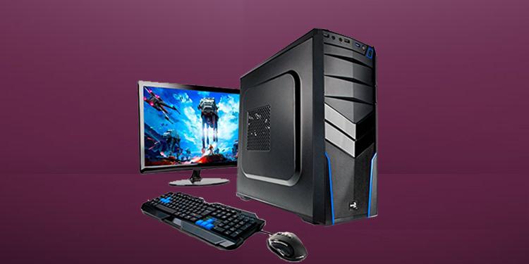 ordinateur bureau offres